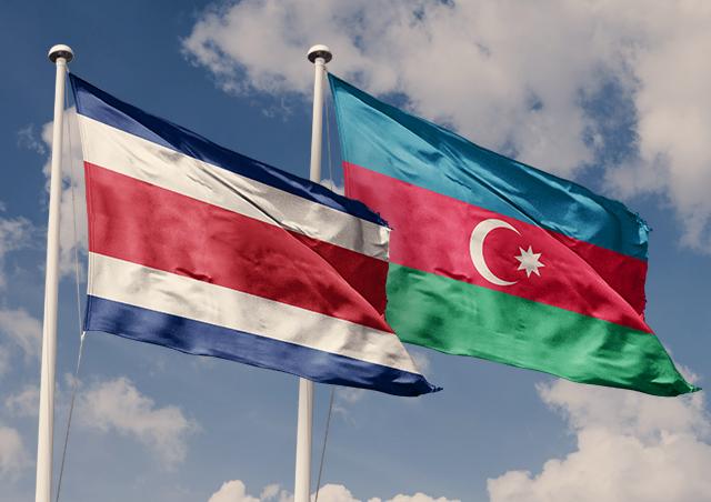 Azerbaijan Visa for Costa Rica